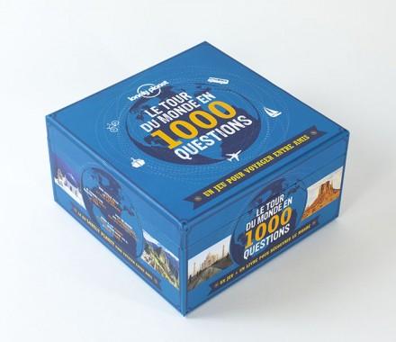 Le tour du monde en 1000 questions
